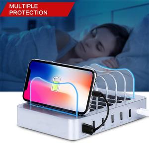 Novelty Desktop 6 Port USB Charging Station