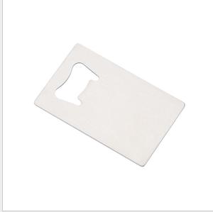Novelty Custom Logo Playing Poker Credit Card Bottle Opener