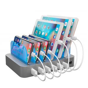 Wholesale Desktop 6 Ports USB Charging Dock Station