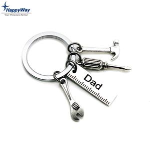 Wholesale Hand Tools Father's Day Gifts Dad Tools Keychain
