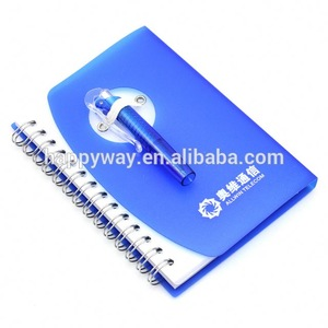 Promotion Personalized High Quality Notepad MOQ100PCS 0703010 One Year Quality Warranty