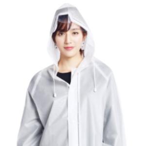 Cheap Waterproof Transparent Raincoat