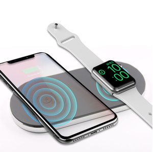 Wholesale Phone Watch 2 In 1 Wireless Charger