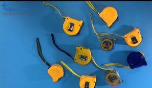 Waterproof Durable 5 Metre Stainless Steel Measuring Tape