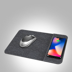 Custom Foldable Mouse Mat Pad Wireless Charger