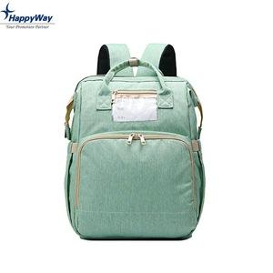 Colorful Waterproof Mummy Diaper Bag Backpack