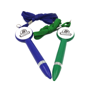 promotional ball point pen holder neck with lanyard MOQ1000PCS 0201072