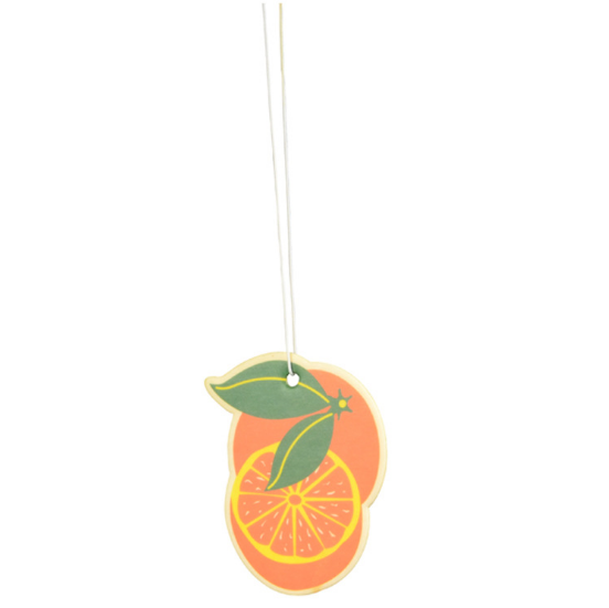 Paper Card Car Air Freshener With Custom Logo