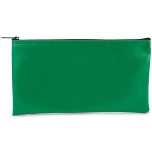 Custom Zipper Money Cash Deposit Bank Bags With Logo cash bag