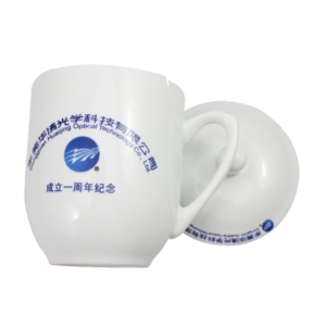 Advertising business gift cup ceramic