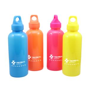 Candy Color Plastic Bottle For Promotion Gift