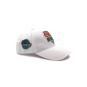 Wholesale Green Black White Colorful Baseball Cap