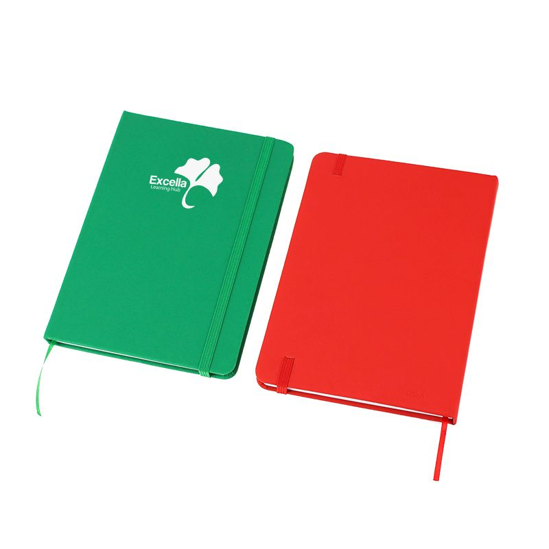 Custom High Quality Premium 160gsm Dotted Notebook