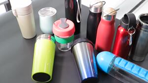 Marketing gift items promotional stainless sport bottle MOQ1000PCS 0301042 One Year Quality Warranty