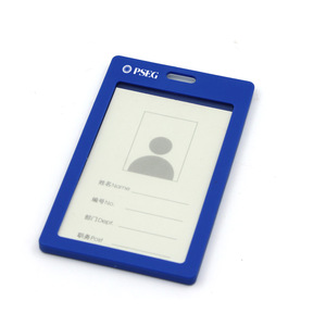 High Quality Plastic ID Card Holder