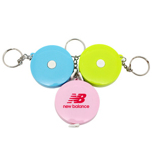 Promotion Cheap Personalized Round Measuring Tape