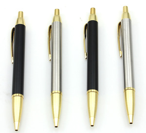 Promotional gift metal erasable ball point pen , MOQ500pcs 0207078 One Year Quality Warranty