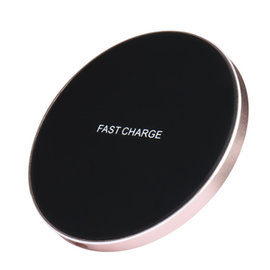 Wholesale Quality Qi Round Utra Thin Wireless Charger