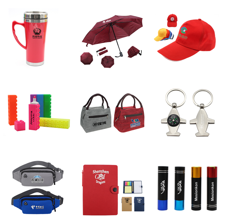 Wholesale Marketing Gift Items With Customized Promotion Logo