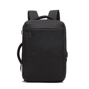 Custom Logo Novelty USB Laptop Backpack