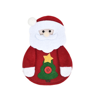 Christmas Decoration Tableware Cover Ornaments