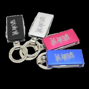Custom Printed Logo Multi Functional Pocket Knife Keychain