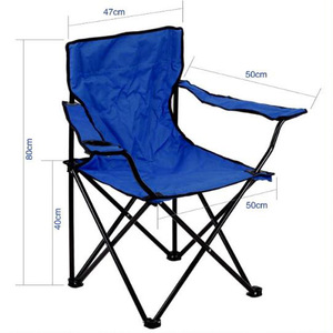 Wholesale Folding Camping Chair With Custom Logo