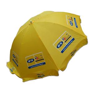 Custom OEM Big Folding Beach Umbrella