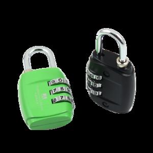 Digital Mini Smart Traveling Security Combination Luggage Lock