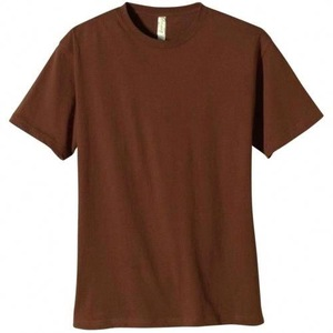 180 gsm 100% Cotton Blank T Shirts For Logo
