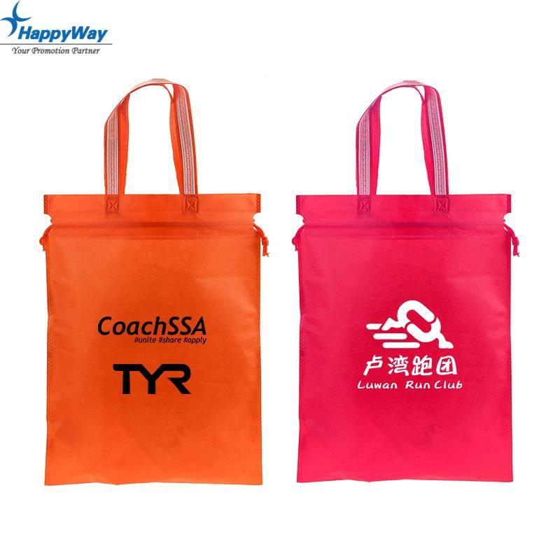 Promotion Drawstring Non Woven Bag
