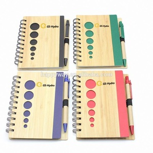 High Quality Wooden Notepad