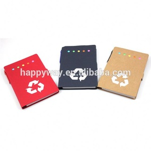 Promotional Paper Notebook 0703013 MOQ 1000PCS One Year Quality Warranty