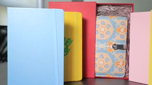 High Quality Journal Notebook 0701068 MOQ 1000PCS One Year Quality Warranty
