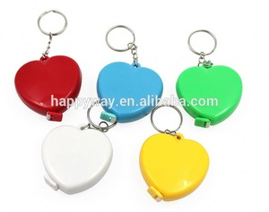Promotional Heart Shape Measuring Tape