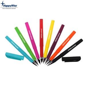 HappyWay Colorful Cuboid Plastic Gel Ink Pen