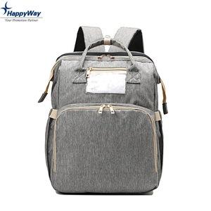 Wholesale Custom Diaper Bags Mummy Baby Bag