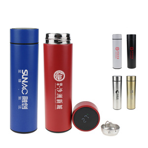 Smart Changing Temperature Water Bottle