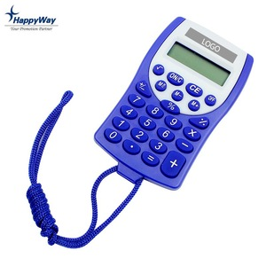 Advertising Calculator with Customized Logo
